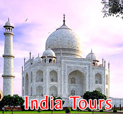Taj Mahal Tour, India